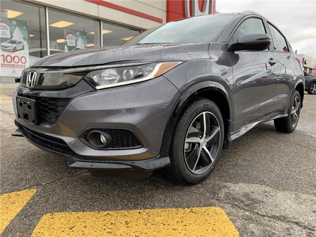 2021 Honda HR-V Sport (Stk: 21031) in Simcoe - Image 1 of 21