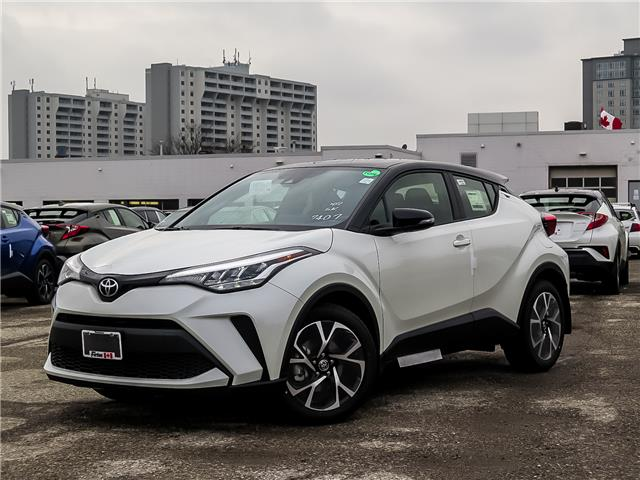 2021 Toyota C-HR  (Stk: 15127) in Waterloo - Image 1 of 19