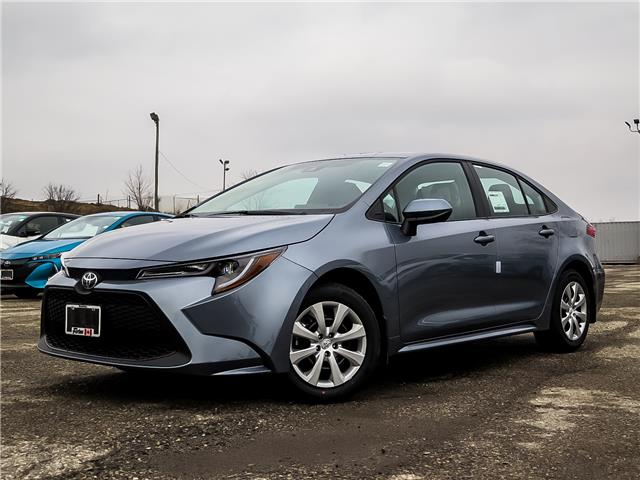 2021 Toyota Corolla LE (Stk: 12020) in Waterloo - Image 1 of 19