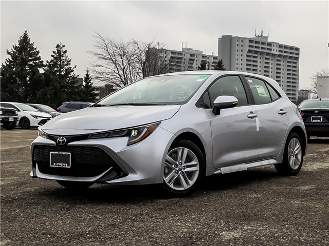 2021 Toyota Corolla Hatchback  (Stk: 12018) in Waterloo - Image 1 of 18
