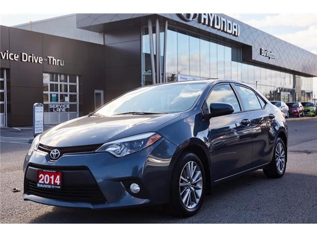 2014 Toyota Corolla LE (Stk: D2464A) in Burlington - Image 1 of 17