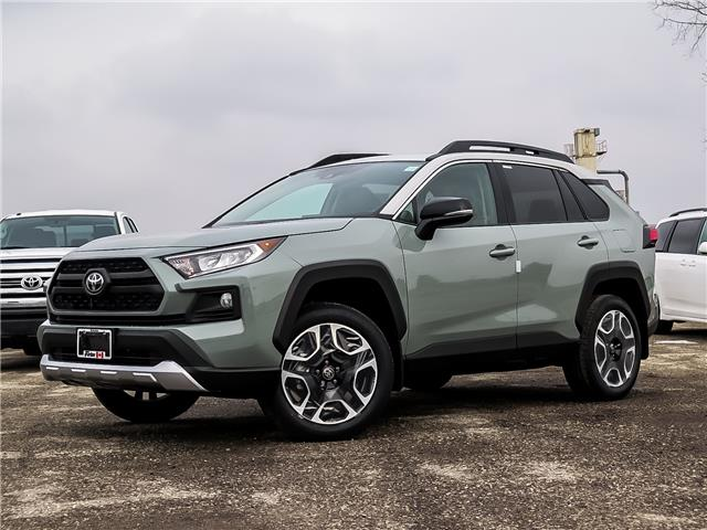 2021 Toyota RAV4 Trail (Stk: 15135) in Waterloo - Image 1 of 20