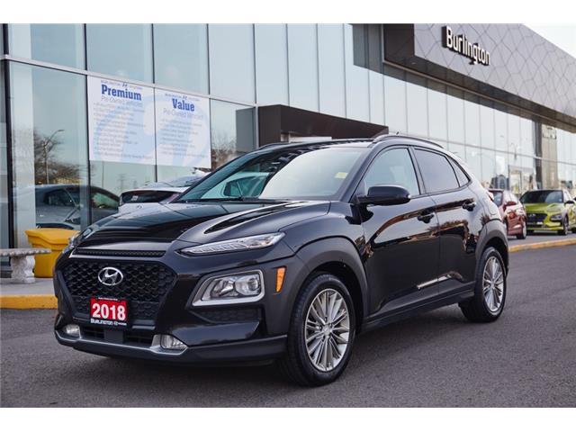 2018 Hyundai Kona 2.0L Luxury (Stk: N2602A) in Burlington - Image 1 of 27