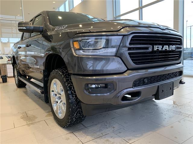 2020 RAM 1500 Big Horn 1C6SRFFT0LN158470 V7578 in Saskatoon