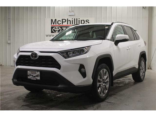 2021 Toyota RAV4 XLE (Stk: C168725) in Winnipeg - Image 1 of 21