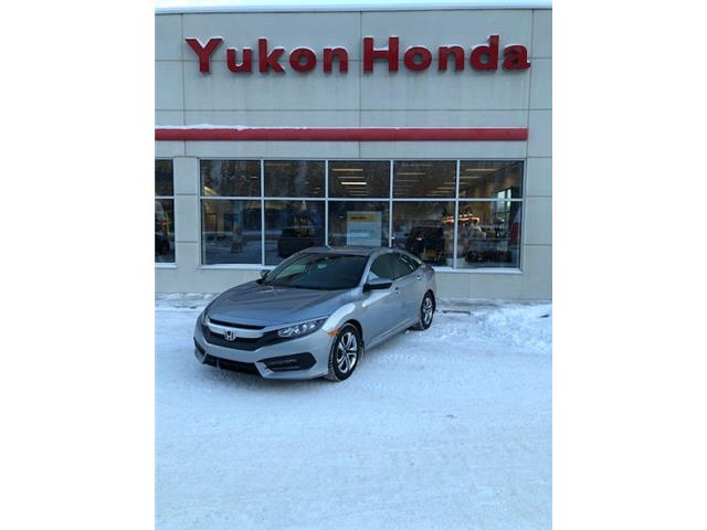 2016 Honda Civic LX (Stk: ) in Whitehorse - Image 1 of 1