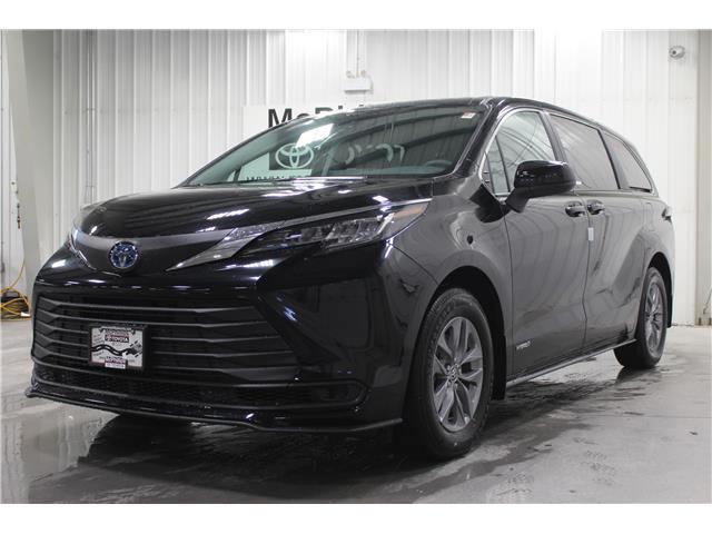 2021 Toyota Sienna LE 8-Passenger (Stk: S008139) in Winnipeg - Image 1 of 20