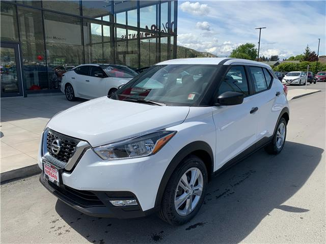 2020 Nissan Kicks S (Stk: T20319) in Kamloops - Image 1 of 23