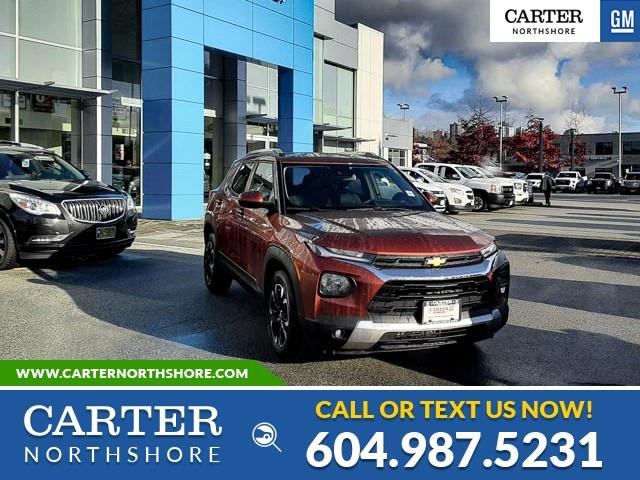 2021 Chevrolet TrailBlazer LT (Stk: 1TB09110) in North Vancouver - Image 1 of 13