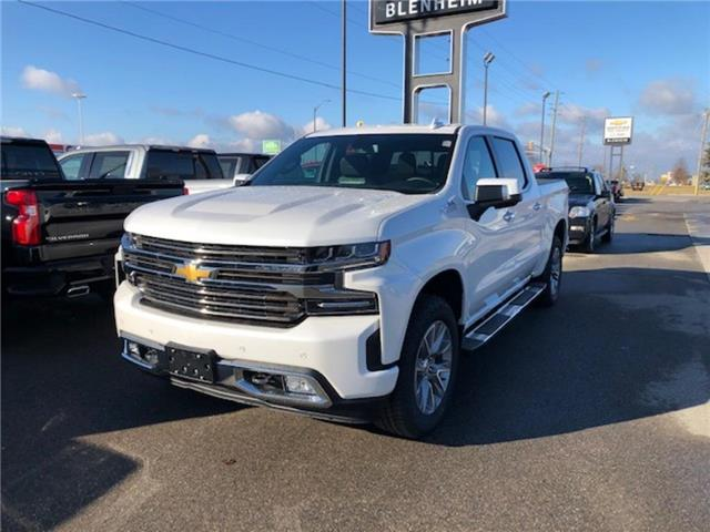 2021 Chevrolet Silverado 1500 High Country (Stk: M087) in Blenheim - Image 1 of 30