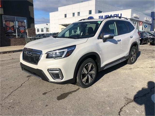 2021 Subaru Forester Touring (Stk: S5655) in St.Catharines - Image 1 of 15