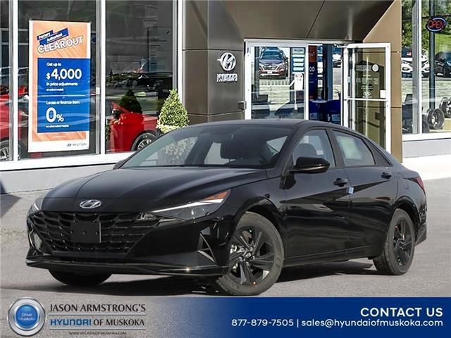 2021 Hyundai Elantra  (Stk: 121-083) in Huntsville - Image 1 of 21