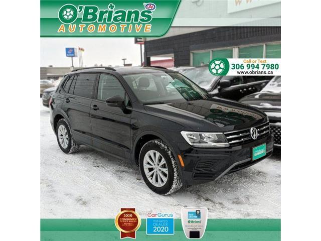 2019 Volkswagen Tiguan Trendline (Stk: 14042A) in Saskatoon - Image 1 of 21