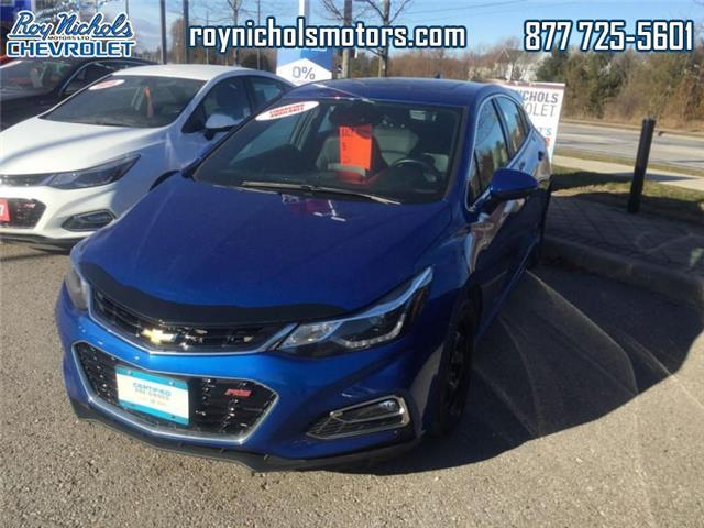 2018 Chevrolet Cruze Premier Auto (Stk: X169A) in Courtice - Image 1 of 14