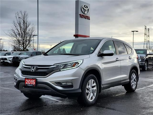 2015 Honda CR-V EX-L (Stk: P2585A) in Bowmanville - Image 1 of 28