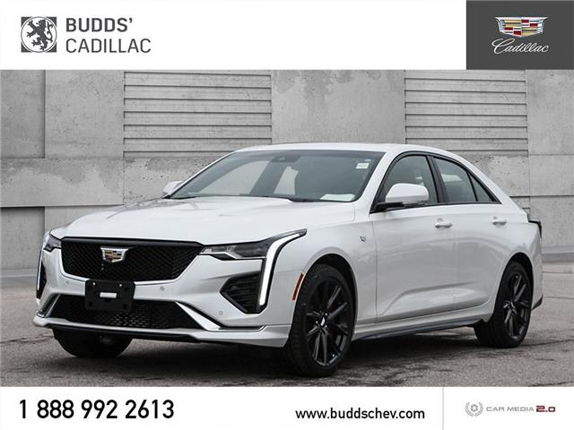2021 Cadillac CT4 Sport (Stk: C41006) in Oakville - Image 1 of 25