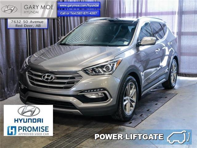 2017 Hyundai Santa Fe Sport 2.0T Limited (Stk: HP8519) in Red Deer - Image 1 of 25