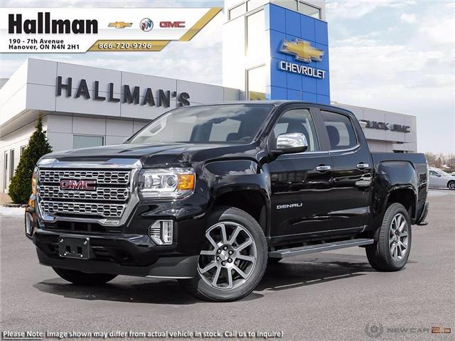 2021 GMC Canyon Denali (Stk: 21182) in Hanover - Image 1 of 23