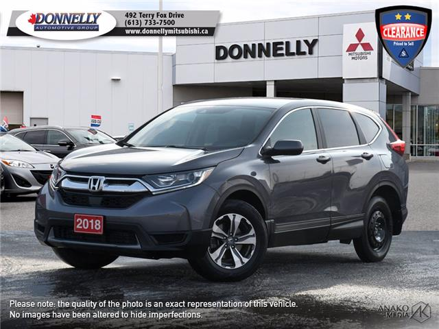 2018 Honda CR-V LX (Stk: MU1067) in Ottawa - Image 1 of 24