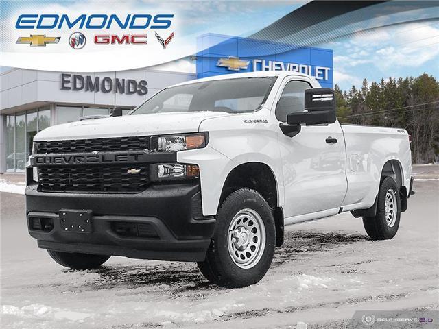2021 Chevrolet Silverado 1500 Work Truck (Stk: 1219) in Huntsville - Image 1 of 27