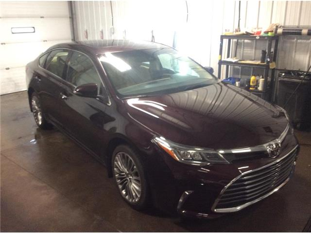 2017 Toyota Avalon Touring (Stk: A9396) in Sarnia - Image 1 of 1