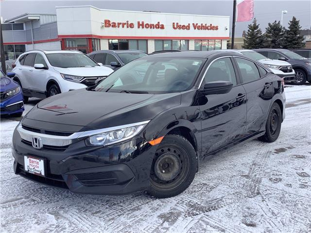 2017 Honda Civic LX (Stk: U17317) in Barrie - Image 1 of 24