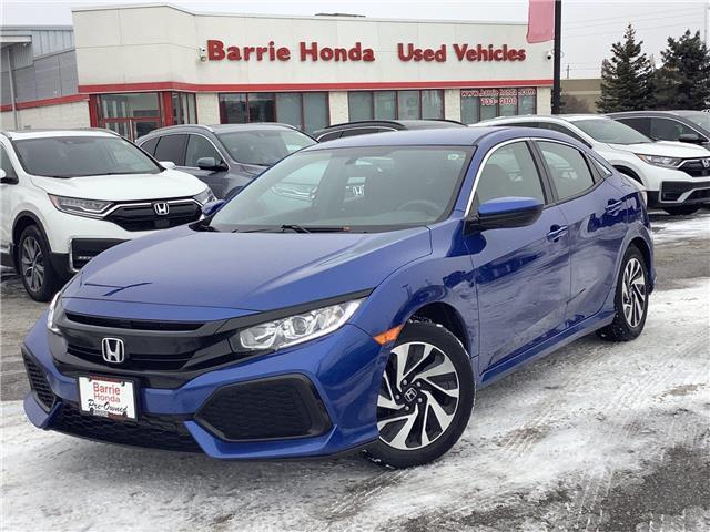 2017 Honda Civic LX (Stk: U17297) in Barrie - Image 1 of 26