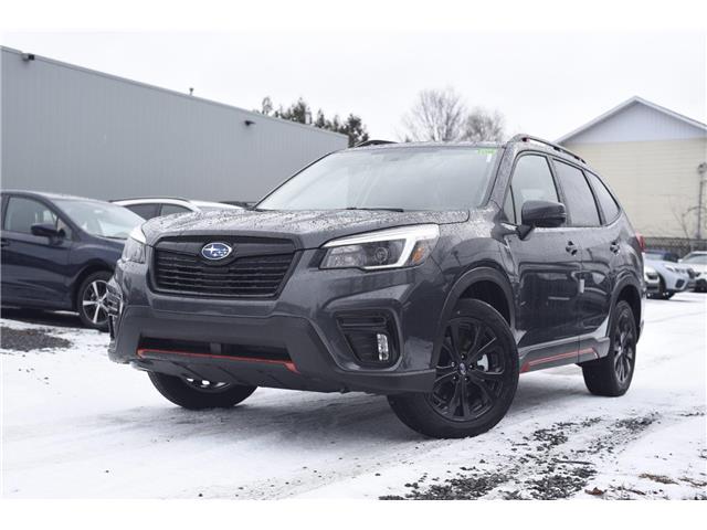 2021 Subaru Forester Sport (Stk: SM177) in Ottawa - Image 1 of 24