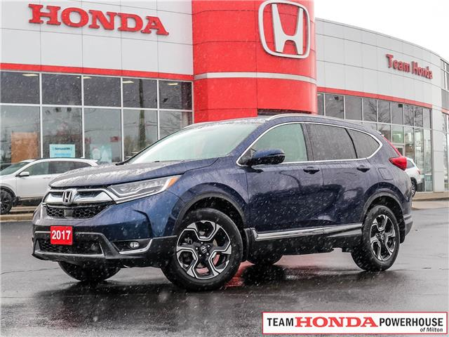 2017 Honda CR-V Touring (Stk: 3758) in Milton - Image 1 of 30
