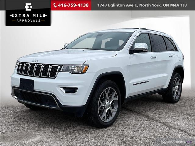 2019 Jeep Grand Cherokee Limited (Stk: SP0607) in North York - Image 1 of 25