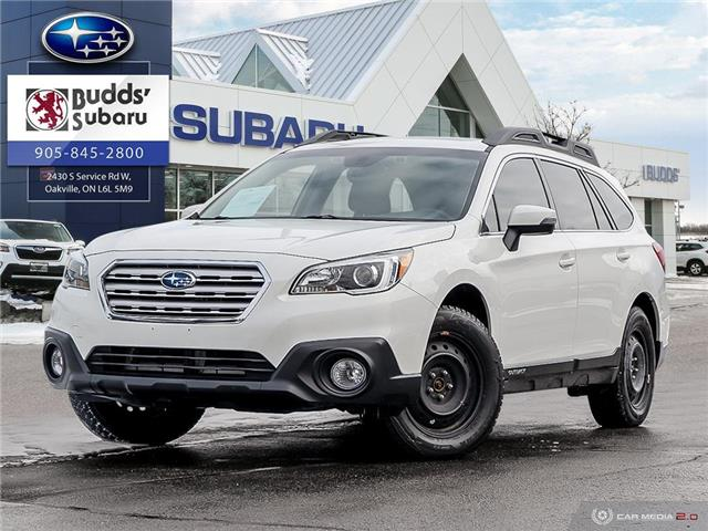 2017 Subaru Outback 3.6R Limited (Stk: A21002A) in Oakville - Image 1 of 25