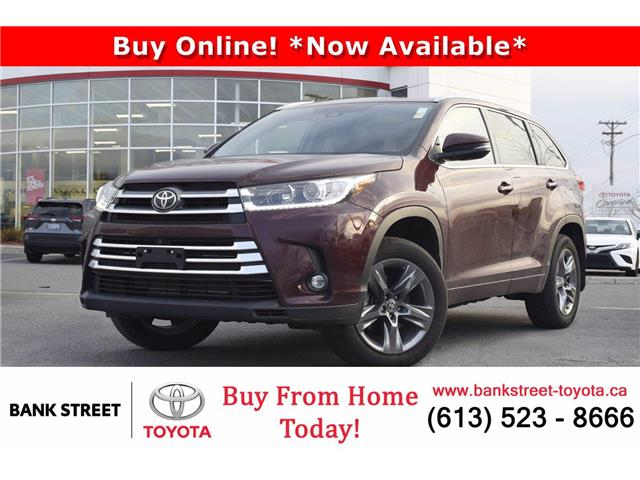 2019 Toyota Highlander Limited (Stk: 28702A) in Ottawa - Image 1 of 26