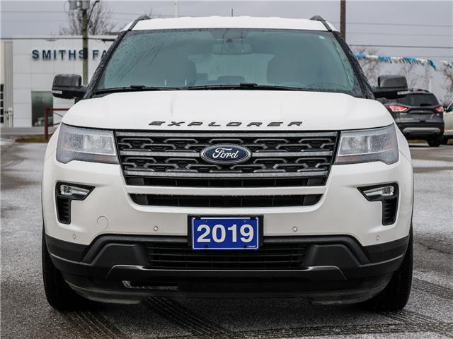 2019 Ford Explorer XLT (Stk: W1148) in Smiths Falls - Image 1 of 29