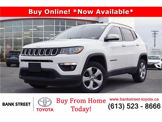 2018 Jeep Compass North (Stk: 28716A) in Ottawa - Image 1 of 25
