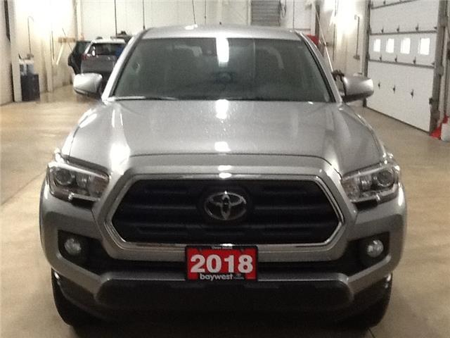 2018 Toyota Tacoma SR5 (Stk: ) in Owen Sound - Image 1 of 5