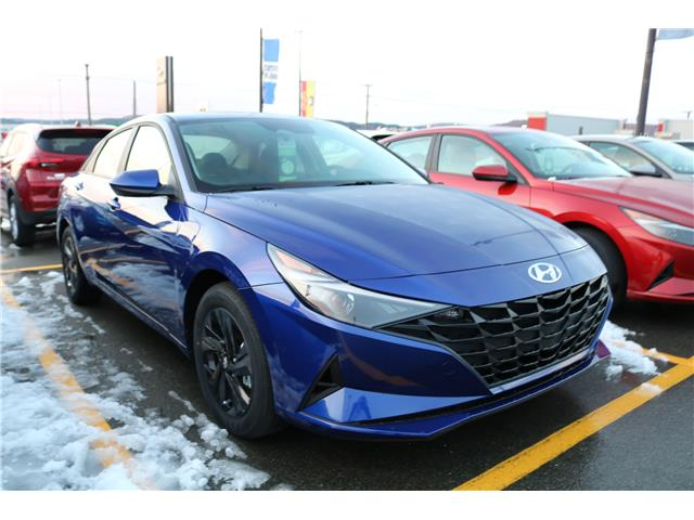 2021 Hyundai Elantra Preferred (Stk: 12362) in Saint John - Image 1 of 4