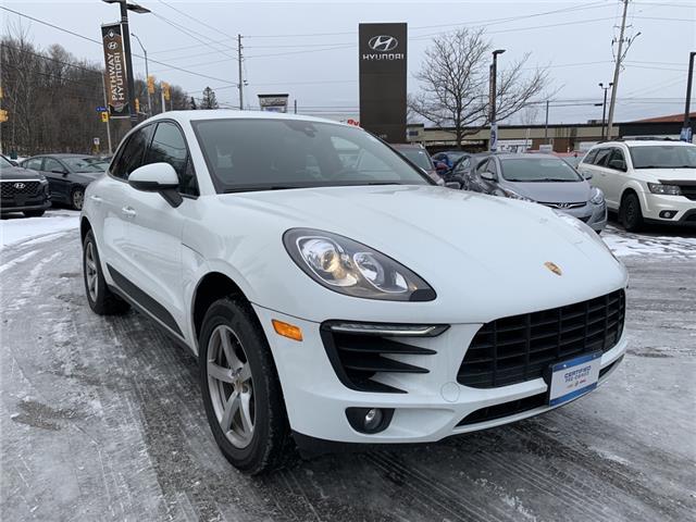 2017 Porsche Macan Base (Stk: P3648) in Ottawa - Image 1 of 24