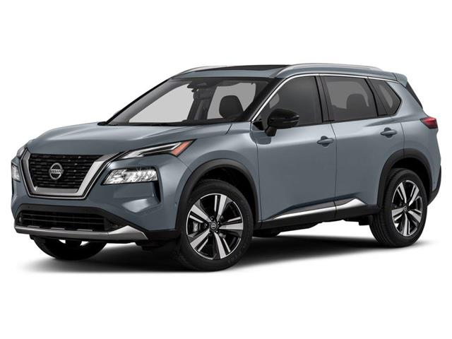 2021 Nissan Rogue SV (Stk: N1485) in Thornhill - Image 1 of 3