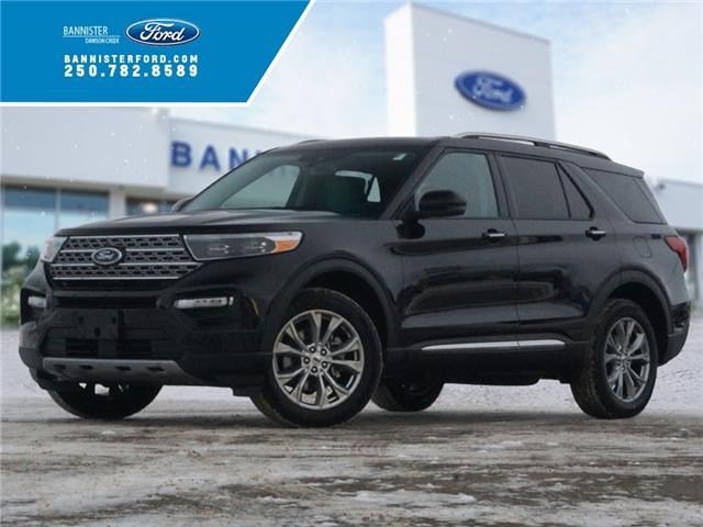 2021 Ford Explorer Limited (Stk: S210007) in Dawson Creek - Image 1 of 17