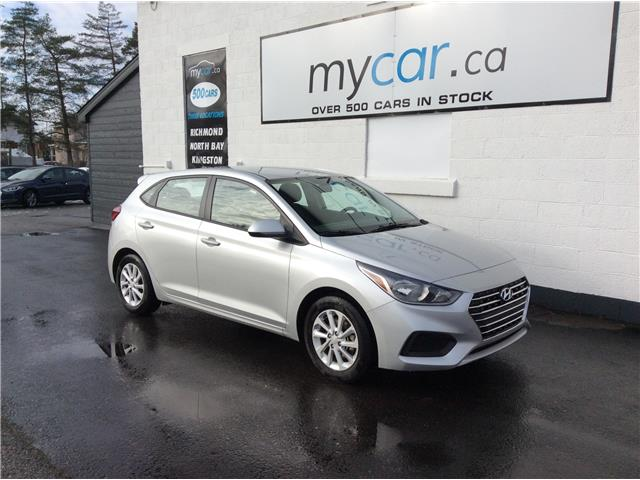 2020 Hyundai Accent Preferred (Stk: 201313) in Cornwall - Image 1 of 21