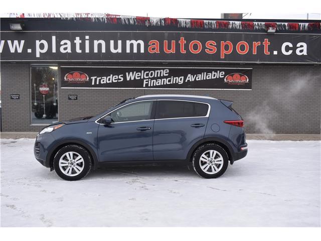 2019 Kia Sportage LX (Stk: PT831) in Saskatoon - Image 1 of 20