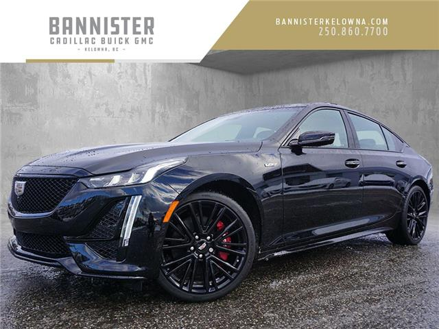 2020 Cadillac CT5 V-Series (Stk: 20-845) in Kelowna - Image 1 of 11