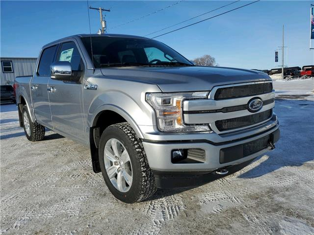 2020 Ford F-150 Platinum (Stk: 20286) in Wilkie - Image 1 of 19