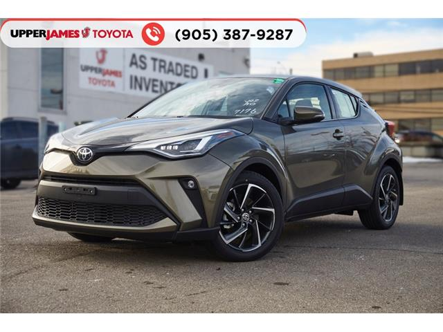 2021 Toyota C-HR Limited (Stk: 210115) in Hamilton - Image 1 of 19