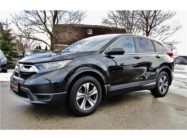 2018 Honda CR-V LX (Stk: 1696) in Orangeville - Image 1 of 25