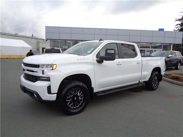 2021 Chevrolet Silverado 1500 RST (Stk: T21017) in Campbell River - Image 1 of 23