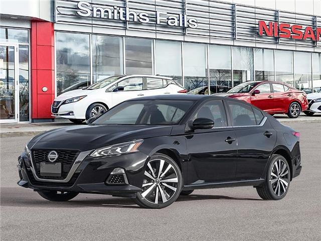 2021 Nissan Altima 2.5 SR (Stk: 21-019) in Smiths Falls - Image 1 of 23