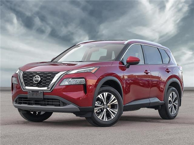 2021 Nissan Rogue SV (Stk: 11681) in Sudbury - Image 1 of 23