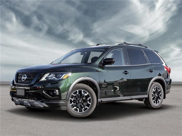 2020 Nissan Pathfinder SL Premium (Stk: 11709) in Sudbury - Image 1 of 23