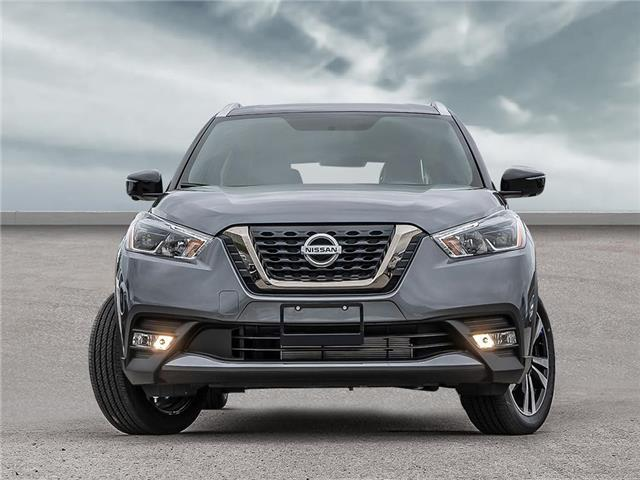 2020 Nissan Kicks SV (Stk: 11717) in Sudbury - Image 1 of 15